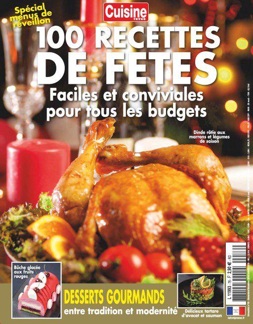 Cuisine Revue – Novembre 2018 – Janvier 2019