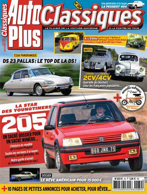 Auto Plus Classiques – Octobre-Novembre 2018