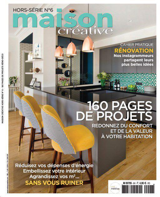 Maison Créative Hors-Série – N.6 2018