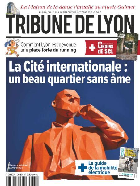 Tribune De Lyon – 4 Octobre 2018