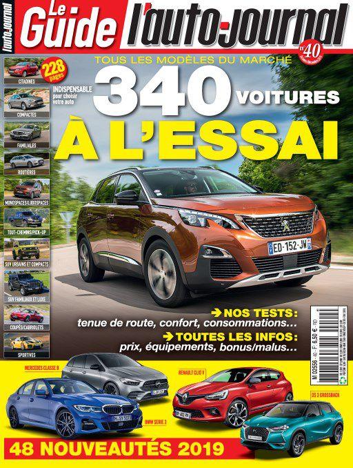 L'Auto-Journal Le Guide – Octobre-Décembre 2018