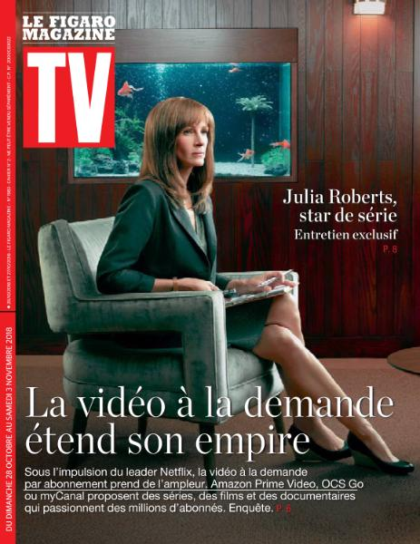 TV Magazine – 28 Octobre 2018