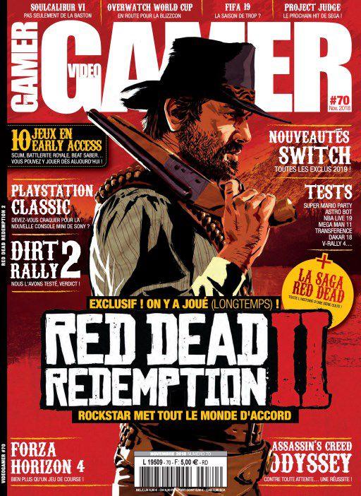 Video Gamer – Novembre 2018