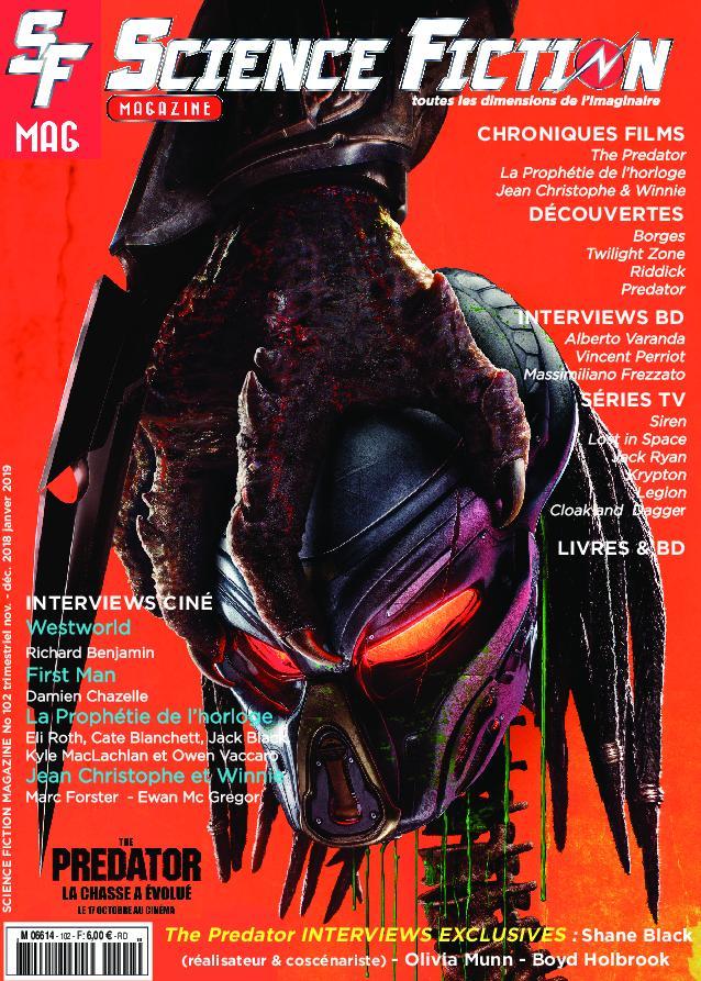 Science Fiction – Novembre 2018