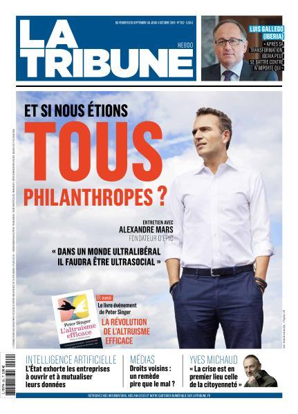 La Tribune – 28 Septembre 2018