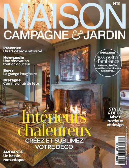 Maison Campagne & Jardin – Novembre 2018 – Janvier 2019