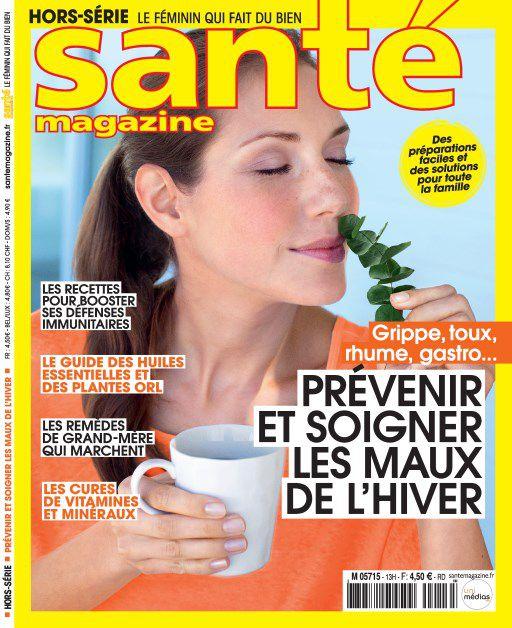 Santé Magazine Hors-Série – Octobre 2018