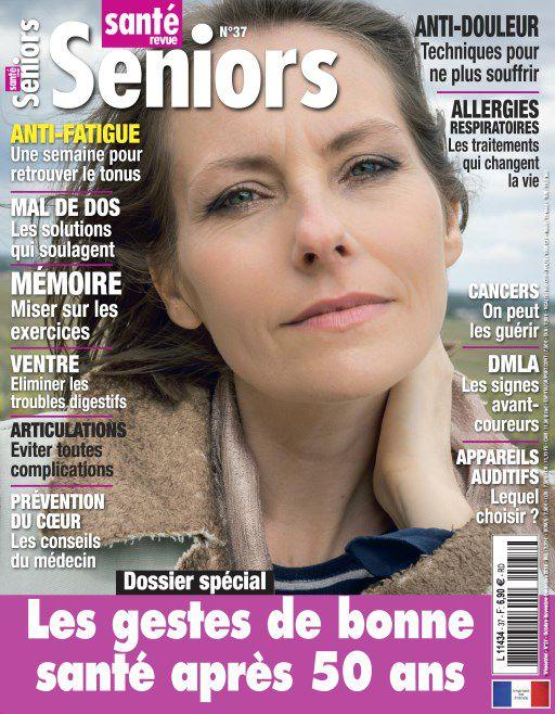 Santé Revue Seniors – Octobre-Décembre 2018