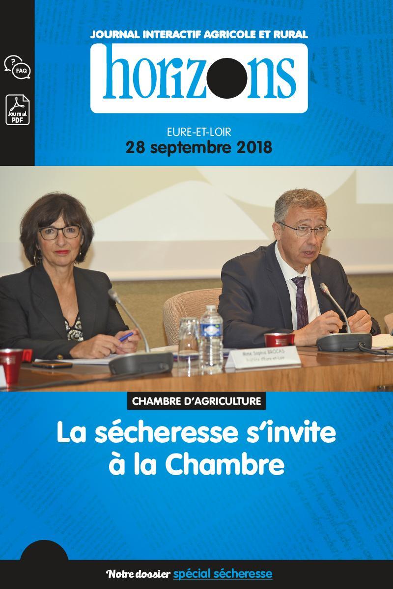 Horizons Centre Ile-de-France – 28 Septembre 2018