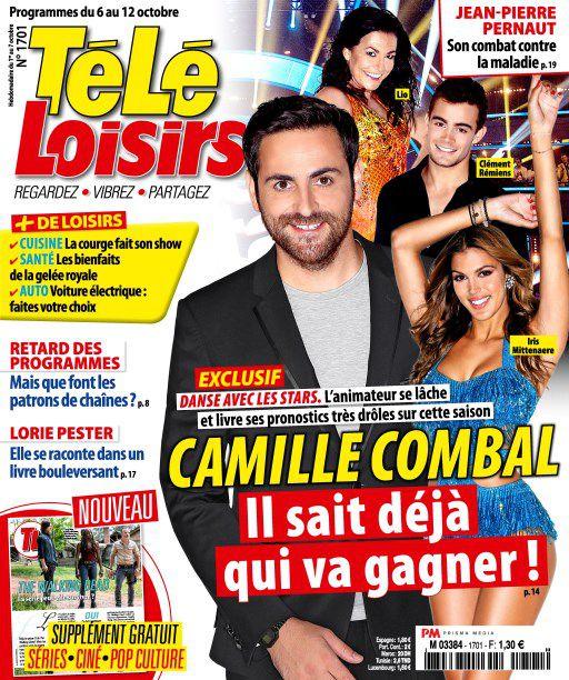 Télé Loisirs – 1er Octobre 2018