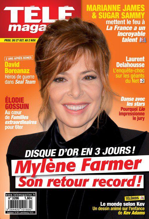 Télé Magazine – 27 Octobre 2018