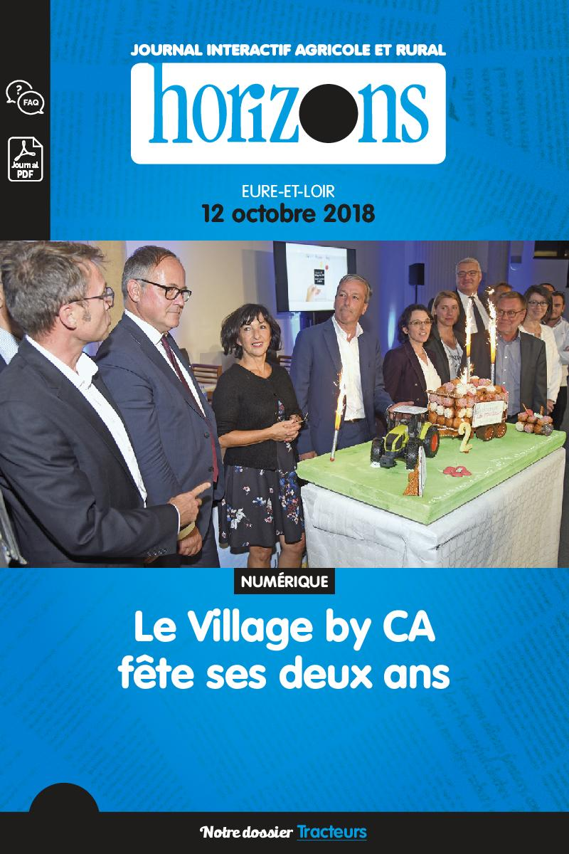 Horizons Centre Ile-de-France – 12 Octobre 2018