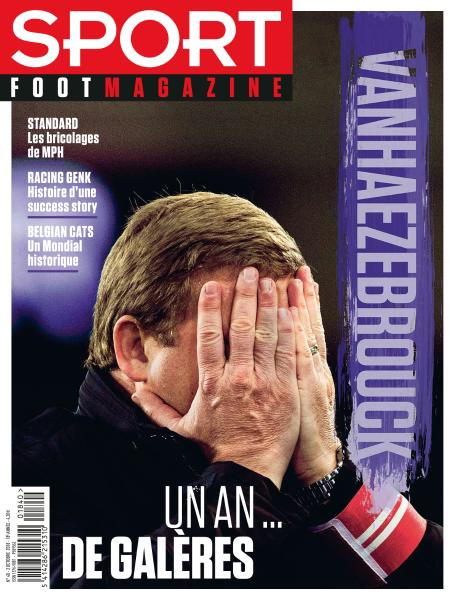 Sport Foot Magazine – 3 Octobre 2018