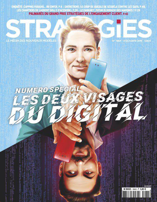 Stratégies – 4 Octobre 2018