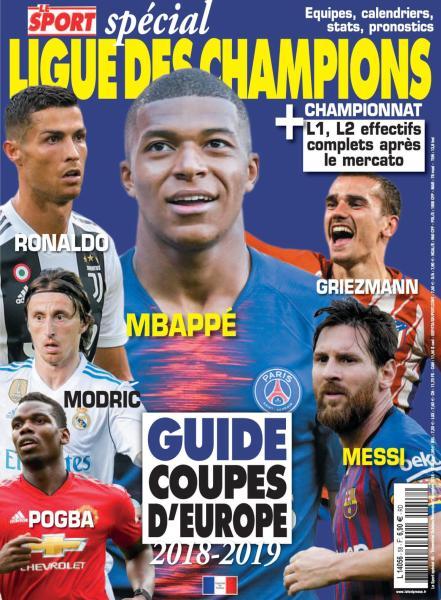 Le Sport – Octobre-Décembre 2018