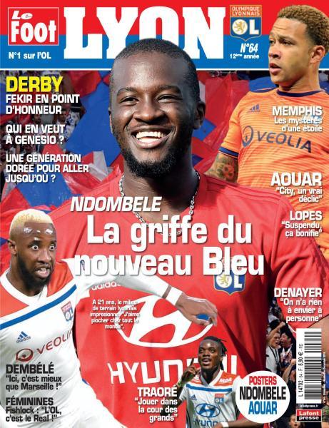 Le Foot Lyon – Novembre-Décembre 2018