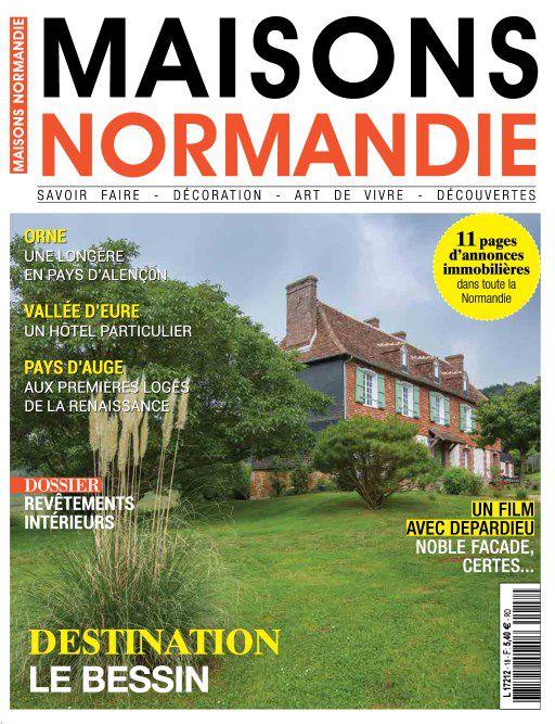 Maisons Normandie – Octobre-Novembre 2018