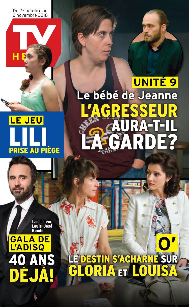 TV Hebdo – 27 Octobre 2018
