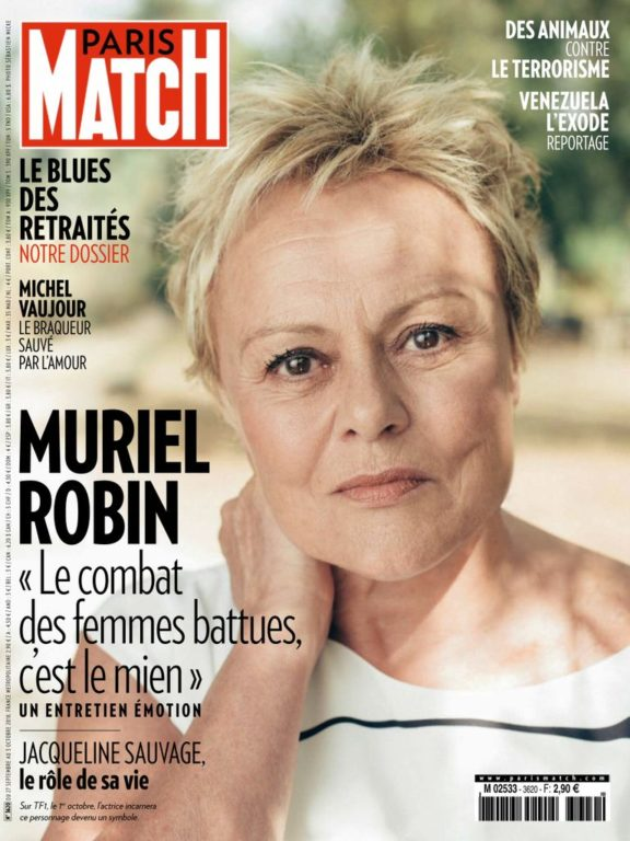 Paris Match – 27 Septembre 2018