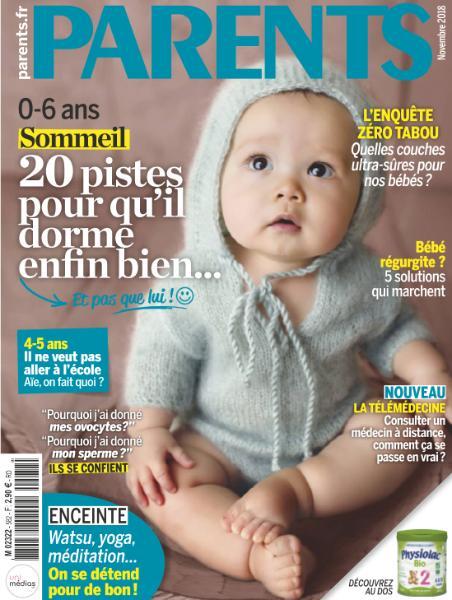Parents France – Novembre 2018