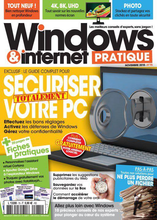Windows & Internet Pratique – Novembre 2018