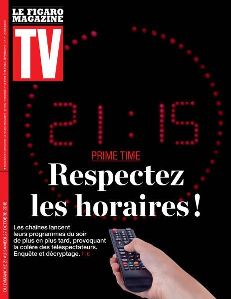 TV Magazine – 21 Octobre 2018