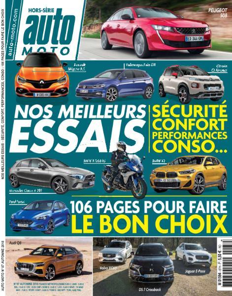 Auto Moto Hors-Série – Automne 2018