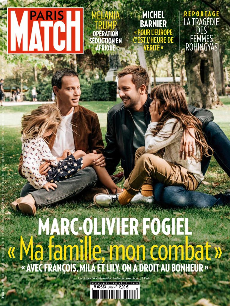 Paris Match – 10 Octobre 2018