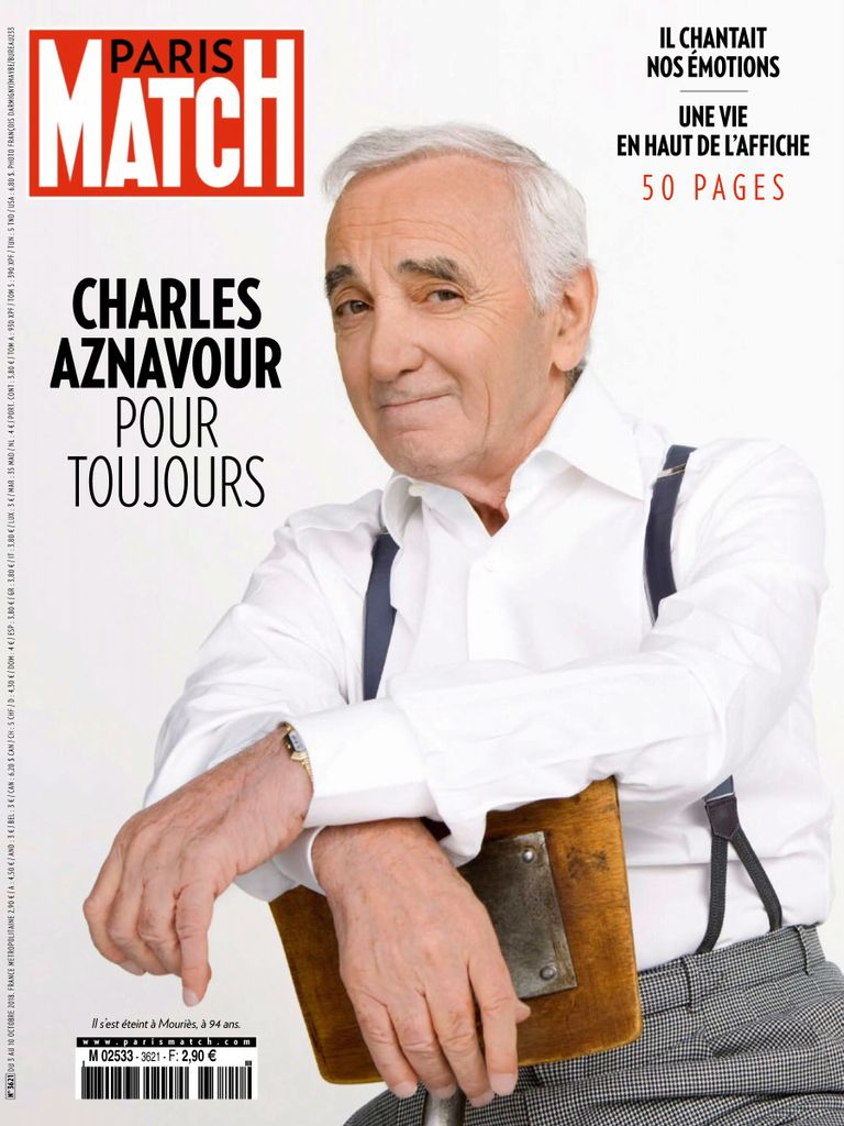 Paris Match – 03 Octobre 2018