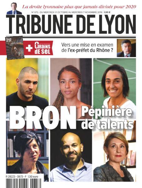 Tribune De Lyon – 31 Octobre 2018