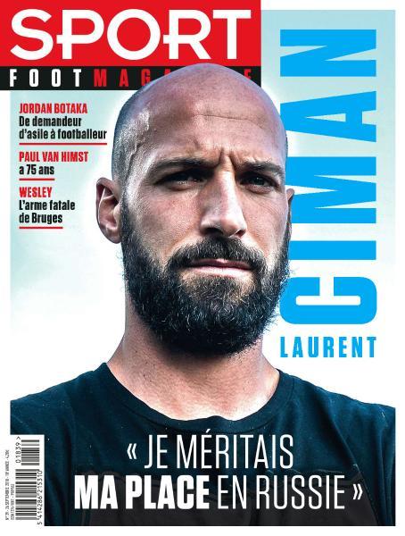 Sport Foot Magazine – 26 Septembre 2018