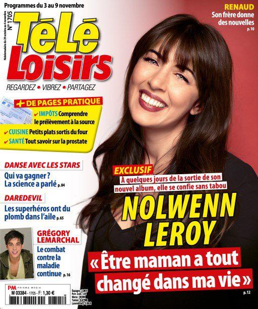 Télé Loisirs – 29 Octobre 2018