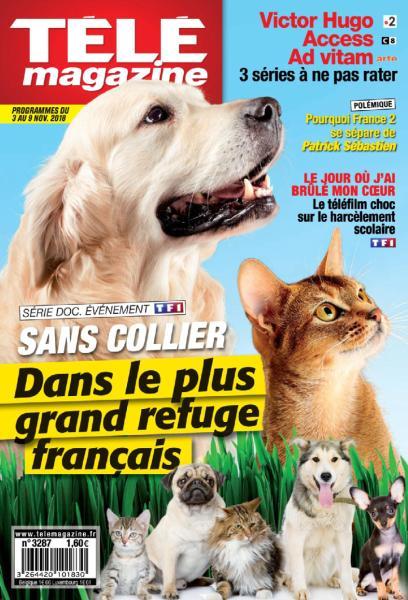 Télé Magazine – 3 Novembre 2018