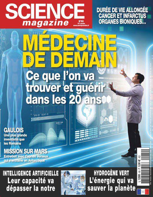 Science Magazine – Novembre 2018 – Janvier 2019