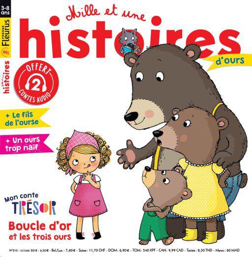 Mille Et Une Histoires – Octobre 2018
