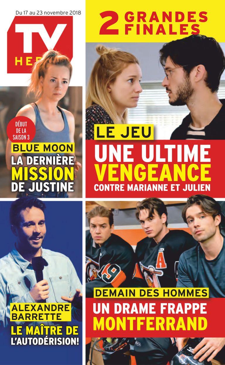 TV Hebdo – 17 Novembre 2018