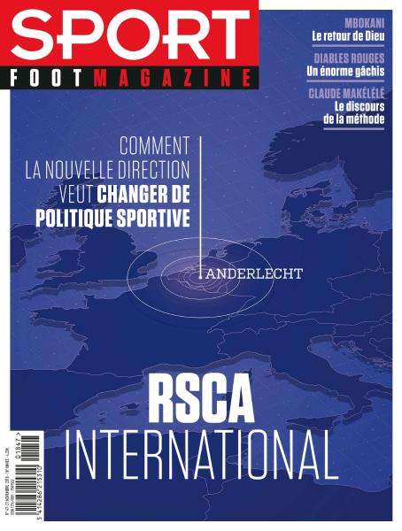 Sport Foot Magazine – 21 Novembre 2018