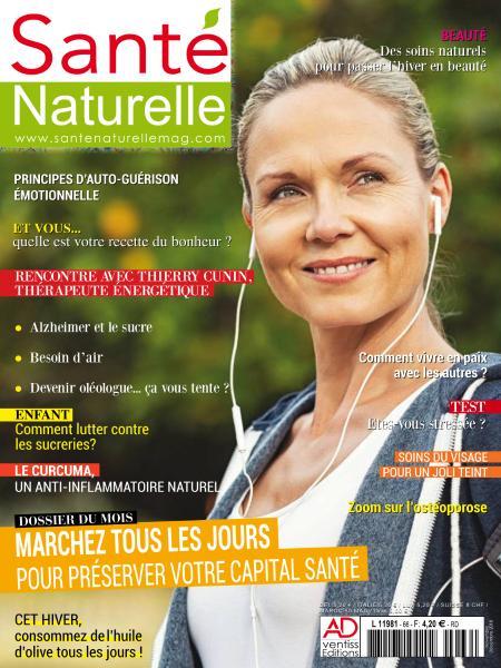 Santé Naturelle – Novembre-Décembre 2018