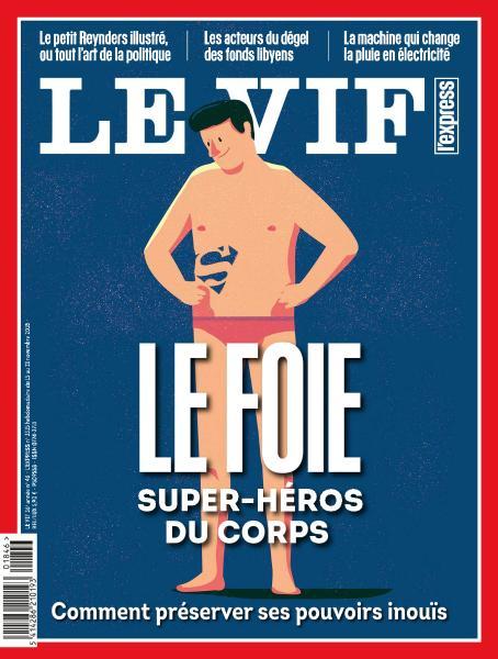 Le Vif L'Express – 15 Novembre 2018