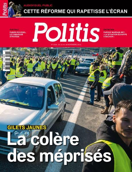 Politis – 22 Novembre 2018