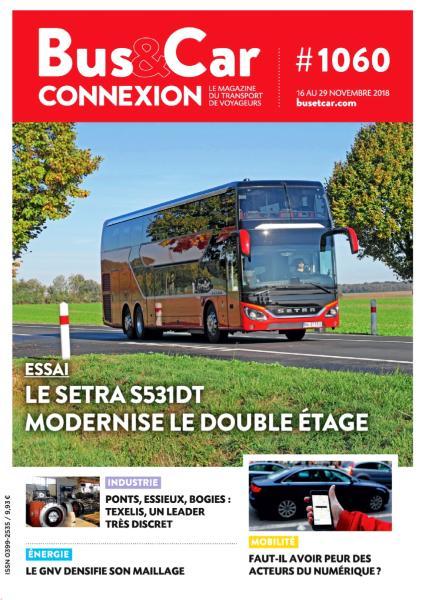 Connexion Transports Territoires – 16 Novembre 2018