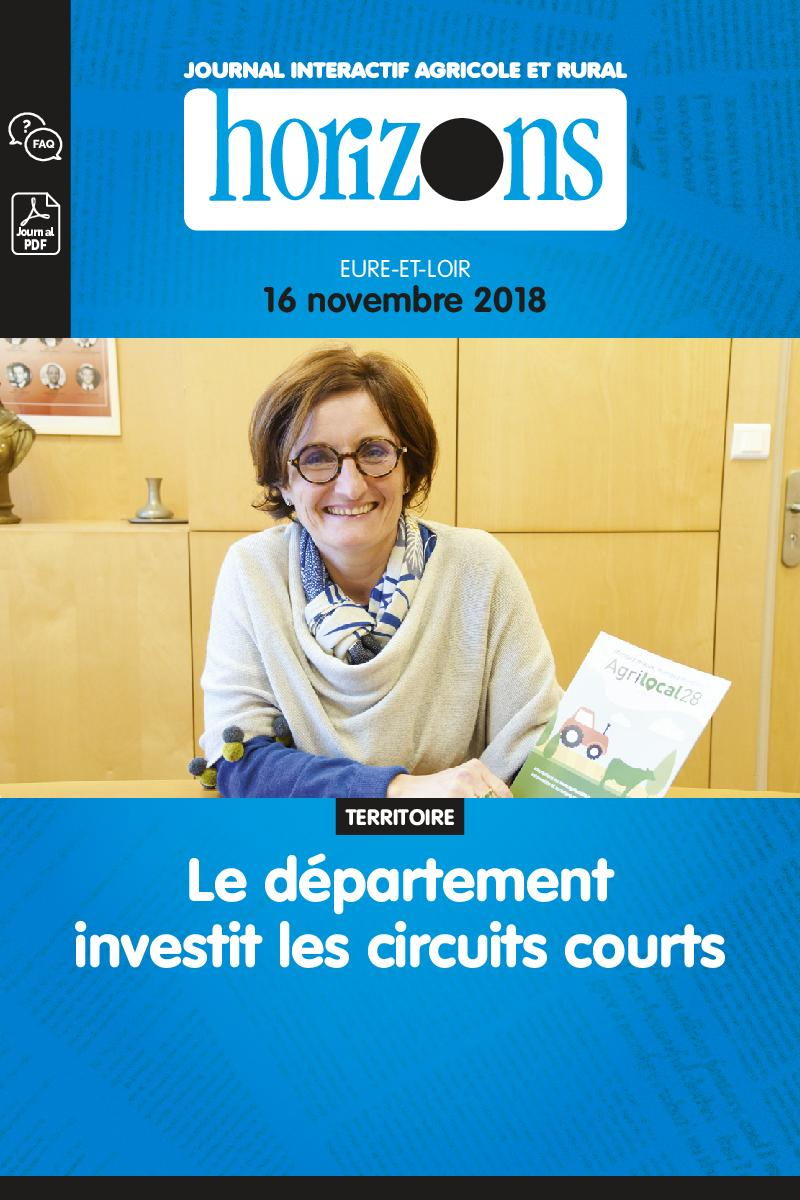 Horizons Centre Ile-de-France – 16 Novembre 2018