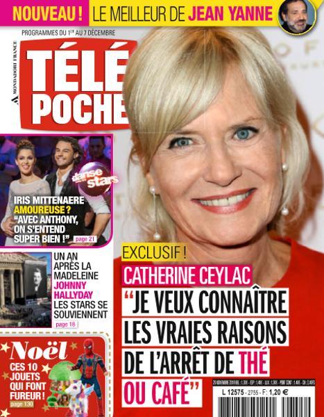 Télé Poche – 26 Novembre 2018