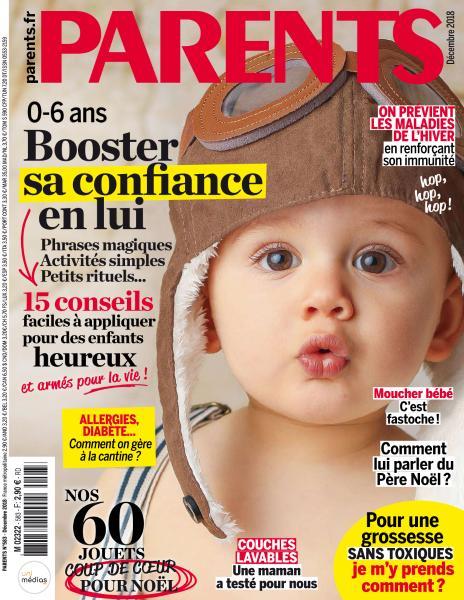Parents France – Décembre 2018