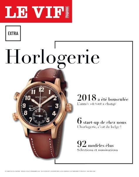 Le Vif L'Express Extra – 15 Novembre 2018
