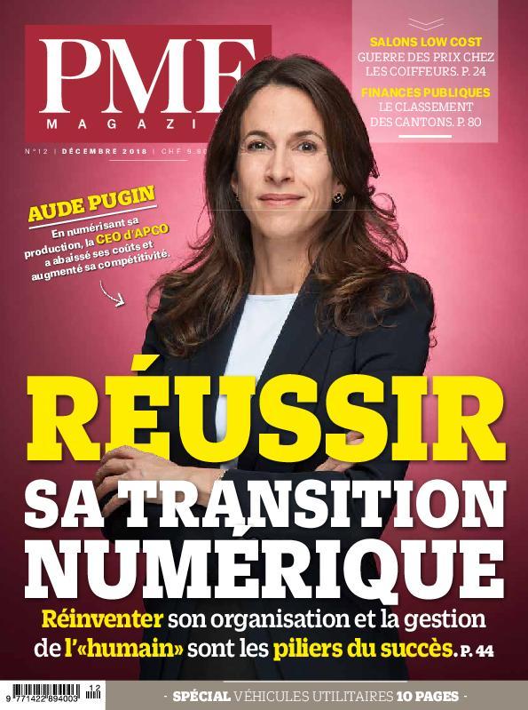 PME Magazine – Décembre 2018