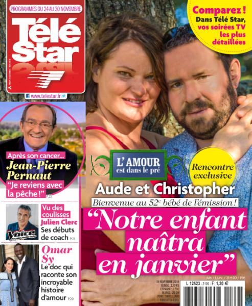 Télé Star – 19 Novembre 2018
