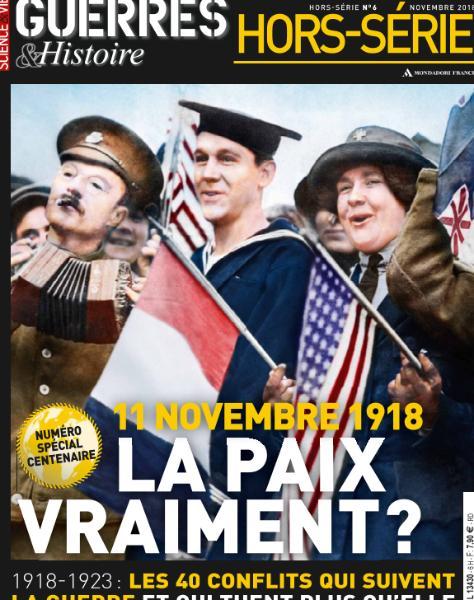Science & Vie Guerres & Histoire Hors-Série – Novembre 2018