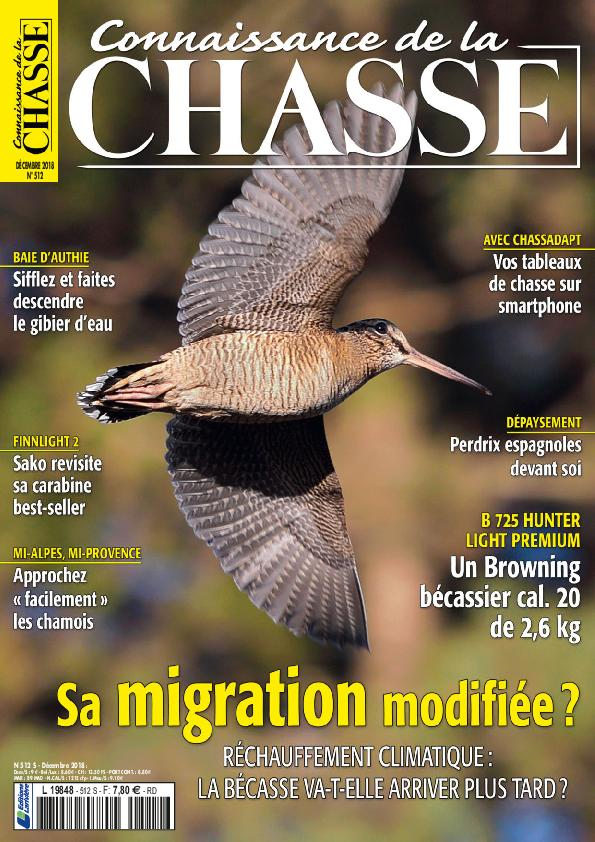 Connaissance De La Chasse – Décembre 2018