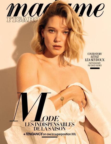 Madame Figaro – 2 Novembre 2018